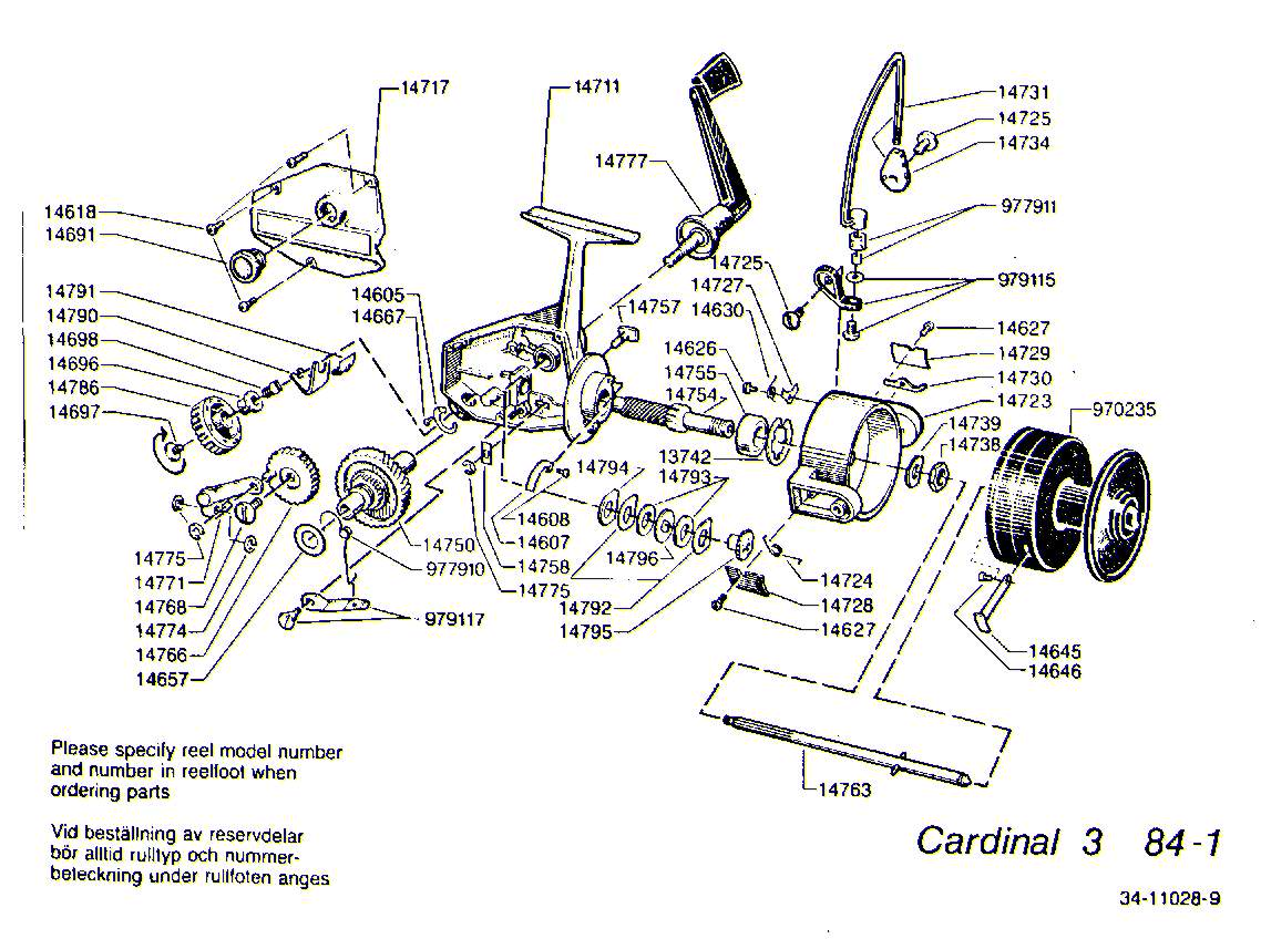 Mitchell 300 Fishing Reel Diagram Electrical Drawing Wiring Schematics Ambassadeur Schematic 1978 Enthusiast Diagrams U2022 Rh Rasalibre Co Repair