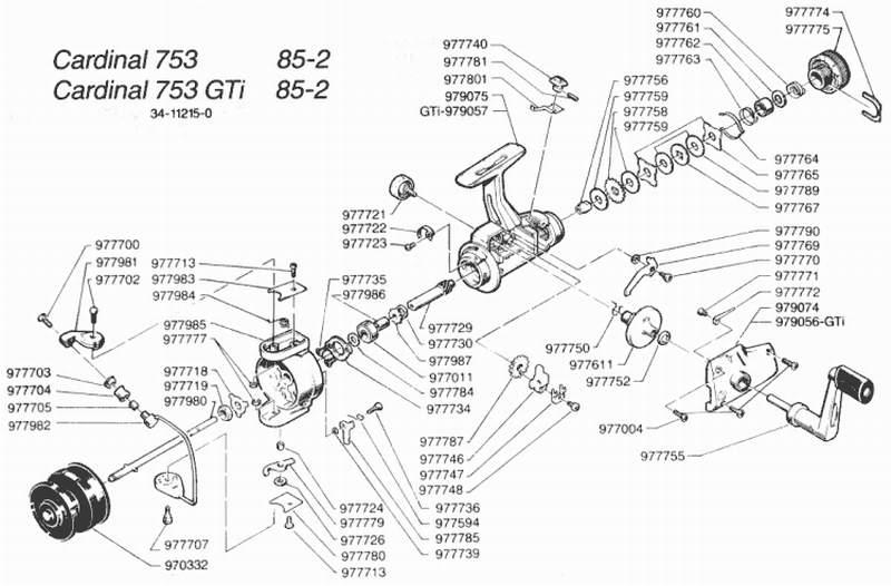 Daiwa Reel Spare Parts | Reviewmotors.co on